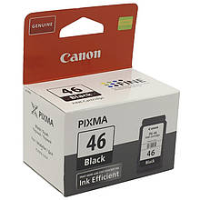 Lb Картридж CANON PG-46 Black совместим с принтерами Canon PIXMA E404 E464 E484