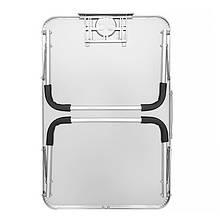 Lb Складаний столик-підставка LY-005 Pink для ноутбука 70*50 см