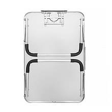 Lb Складаний столик LY-005 Blue підставка для ноутбука 60*40 см