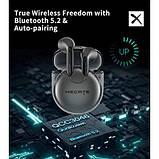 Бездротові ІГРОВІ TWS навушники Edifier Gm5 Bluetooth V5.2, Qualcomm aptX, QCC3046, фото 7