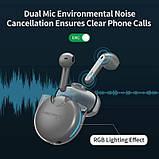 Беспроводные ИГРОВЫЕ TWS наушники Edifier Gm5 Bluetooth V5.2, Qualcomm aptX, QCC3046, фото 9