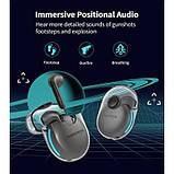 Бездротові ІГРОВІ TWS навушники Edifier Gm5 Bluetooth V5.2, Qualcomm aptX, QCC3046, фото 10