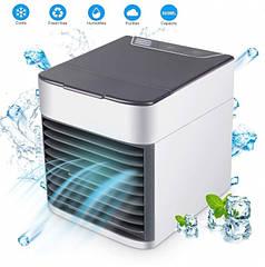МІНІ кондиціонер Arctic Air Ultra портативний охолоджувач повітря ⚡⚡робота від USB