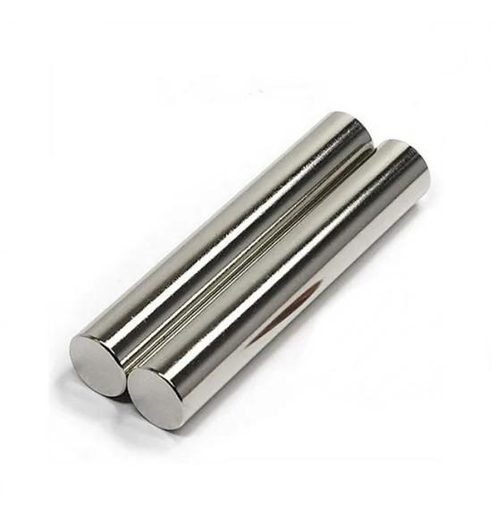 Неодимовый магнит-стержень 10мм*30мм, 4,3 Кг, N42