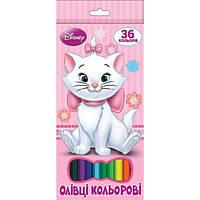 Карандаши Maestro 36 цветов Котик