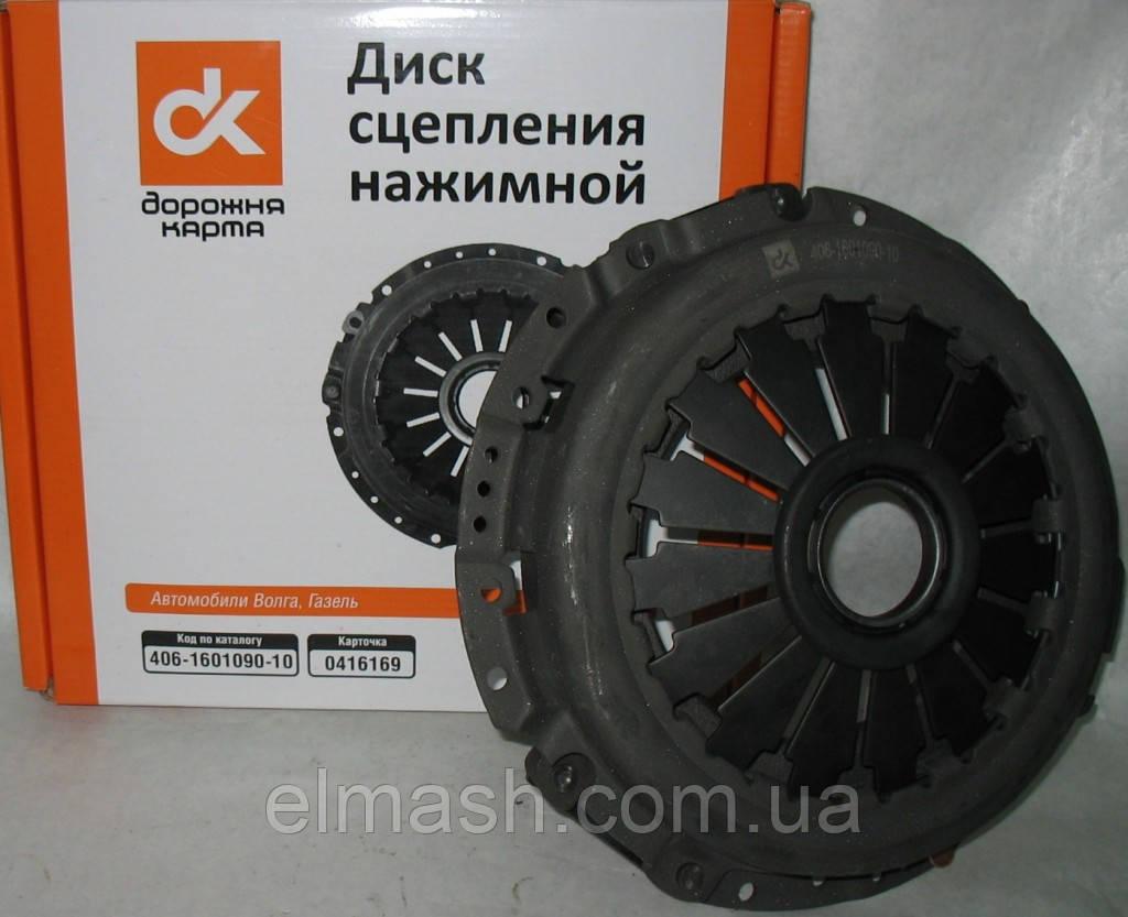 Диск сцепления нажимной ГАЗ 406, 402 (универсальная) <ДК>
