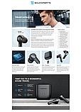 Бездротові навушники TWS Soundpeats TrueCapsule2, APTX, фото 10