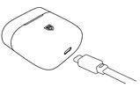 Бездротові навушники TWS Soundpeats TrueCapsule2, APTX, фото 8