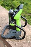Переносний акумуляторний світильник Greenworks 24V (також від мережі) 2000-Lumen LED , WL24B00 без АКБ і ЗУ, фото 5