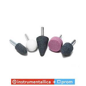 Набір каменів абразивних 5 предметів хвостовик 6 мм у блістері F-SK-108 Forsage