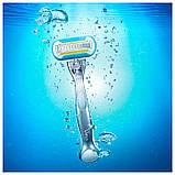 Жіночий станок для гоління, для гоління gilette Venus Platinum Extra Smooth Німеччина, фото 3