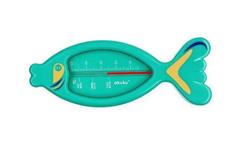 """AKUKU Термометр для води """"Рибка"""""""