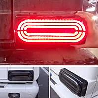 Задние фонари W464-style Black для Mercedes G сlass W463 1990-2018 гг.