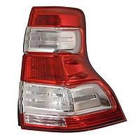 Задні ліхтарі LED (2013-2021, 2 шт) для Toyota Land Cruiser Prado 150