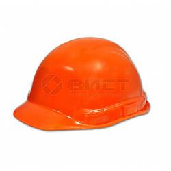 Каска будівельника помаранчева 16-500   строителя оранжевая