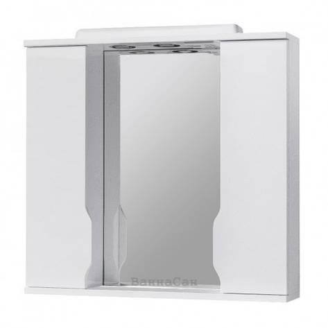 Дзеркало у ванну 85 см РЕСПЕКТ ИЗЕО Izeo - 85, фото 2