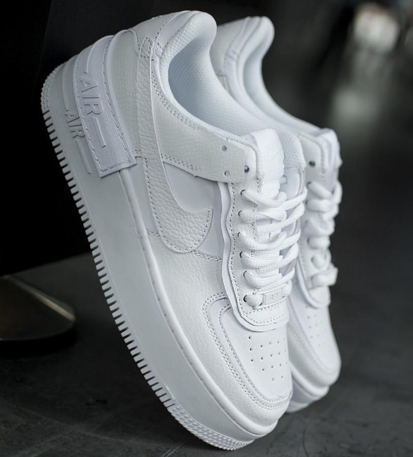 Nike Air Force White Shadow