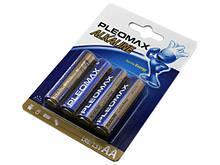 40х Батарейка AA LR6 Pleomax Alkaline