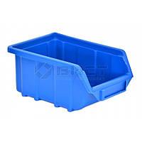 Ємність для майстерні середня, синя 250x160x130 мм 52-592 Technics // Емкость для мастерской синяя
