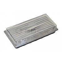 Кришка прозора для касет (18, 36, 50 вічок), 440х205х45 мм 69-168  // Крышка прозрачная для кассет, Украина