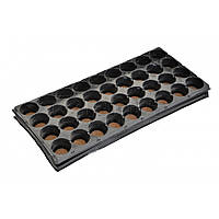 Набір касета 36 вічок, піддон, 36 торф. таблеток 69-200 | набор кассета ячеек поддон