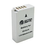 Акумулятор для Nikon EN-EL24, Li-ion, 850 mAh (BDN2688)