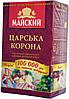 """Чай Майский """"Царська Корона"""" чор.аркуш. 85 гр.картон"""