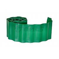 Бордюр газонний (зелений) 20см х 9м,  71-842 Verano // Бордюр газонный (зеленый)