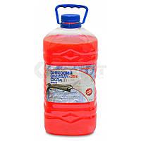 Омивач для автоскла, морська свіжість -20°, 3л 96-014  // Омыватель для автостекла