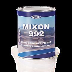 Антикоррозийный грунт для авто MIXON 992 серый 1.1кг