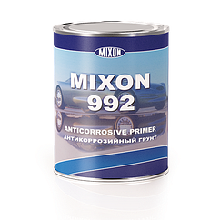 Антикоррозийный грунт для авто MIXON 992 коричневый 1.1кг
