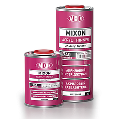 Розріджувач акриловий MIXON THINNER 740