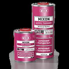 Розріджувач акриловий MIXON THINNER 740 1л