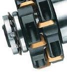 Фрезерная головка для агрегатов серии SKF 20 (BDS)