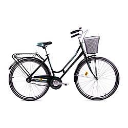 """Велосипед ARDIS SEINE 28"""" 19"""" Черный"""