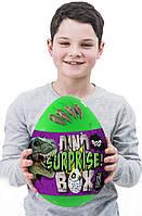 Детский игровой набор для творчества Яйцо Динозавра Dino Surprise Box Danko Toys