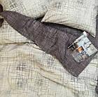 Комплект постільної білизни ранфорс полуторний 21147, фото 6