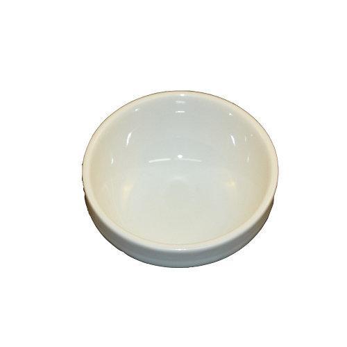 Соусник біла порцеляна 70 мм 50 мл Helios ємність для подачі посуд для сервіровки у кафе бар ресторан