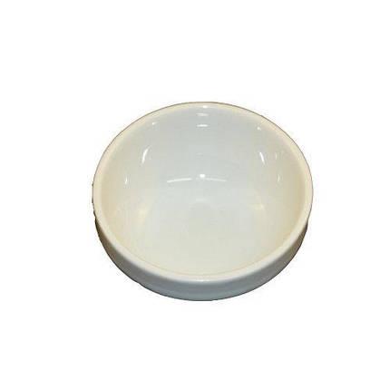 Соусник біла порцеляна 70 мм 50 мл Helios ємність для подачі посуд для сервіровки у кафе бар ресторан, фото 2