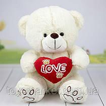 М'яка іграшка ведмідь, плюшевий ведмедик, 30 див.