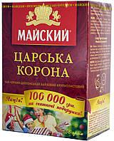 """Чай черный Майский """"Царская Корона"""" 50г."""
