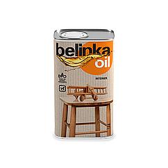 Олія для деревини Belinka Interior oil напівматовий 0.5 л