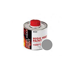 Жаростійкий емаль Biodur срібло 0.2 л