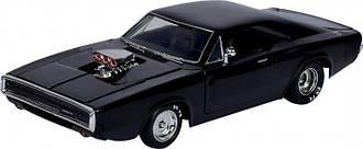 Машина металлическая Jada Форсаж 9 Додж Чарджер 1:24 (253203068)