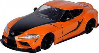 Машина металлическая Jada Форсаж Тойота Супра (2020) 1:24 (253203064)