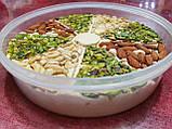 Кунжутная халва  Shaikh Al Kar с цельными орехами 1 кг Иордания, фото 2