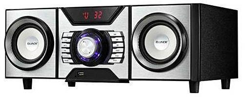 Акустика для дома с Bluetooth активная акустическая система 2.1 DJACK DJ-H1000 с блютуз аудиосистема
