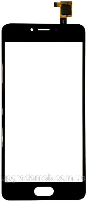 Тачскрин сенсор Meizu M3s Y685/M3s mini черный