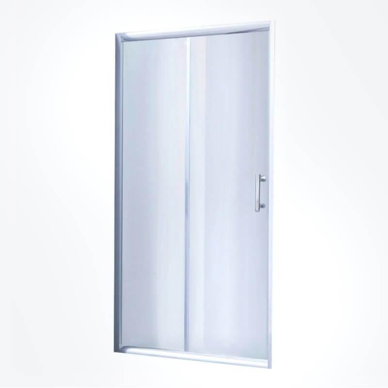 Душевая дверь Atlantis PF-130 (матовое стекло) 130х185