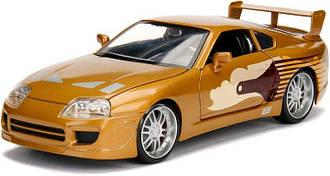 Машина металлическая Jada Форсаж Toyota Supra (1995) 1:24 (253203015)